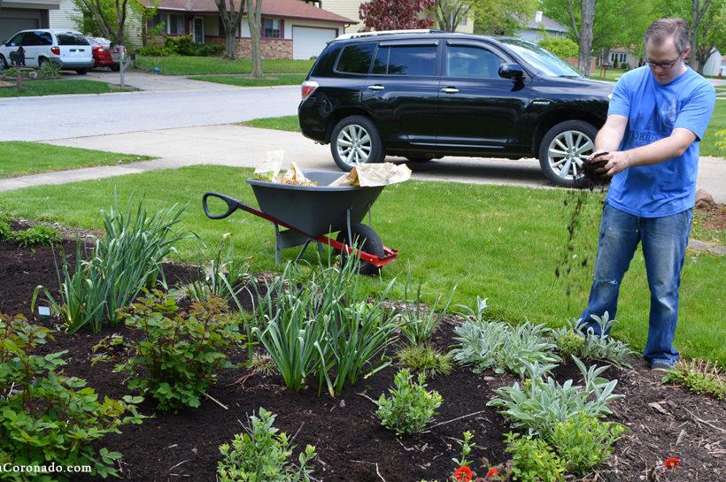 Garden Mulch Can Be Toxic
