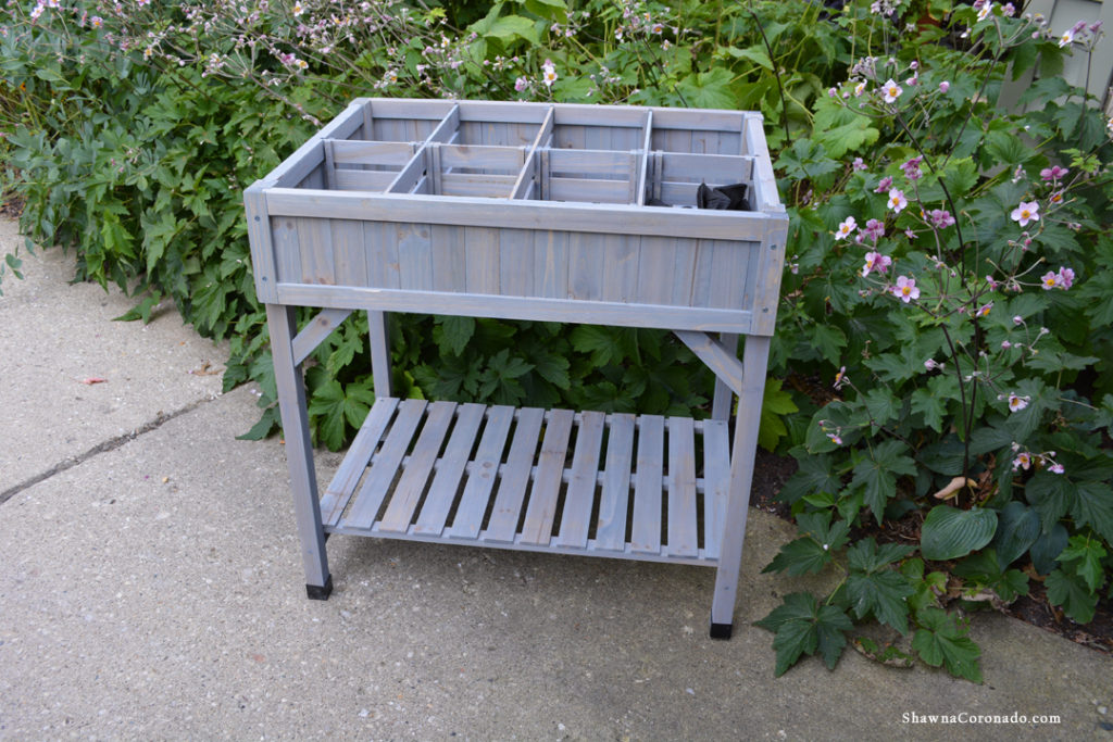 VegTrug Herb Garden Grey Wash