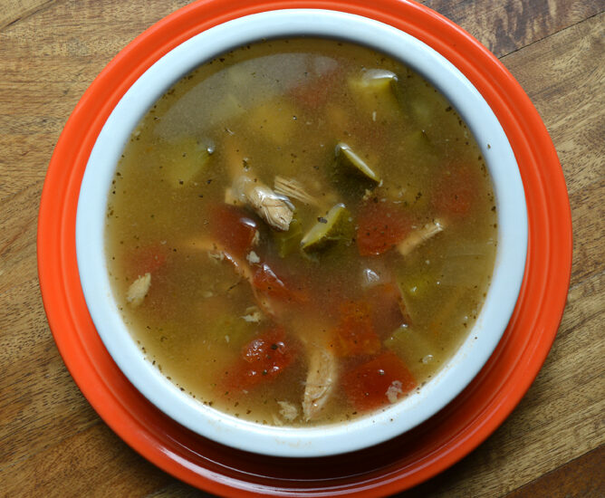 8 Cup Whatchoogot Soup