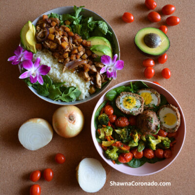 Pre-Cook Your Food MIX N MATCH TRICK – How to Stretch Out Quarantine Cooking Food Rations Series