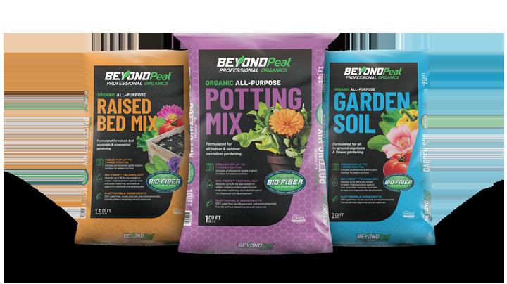 Beyond Peat Peat Free Soil Bags