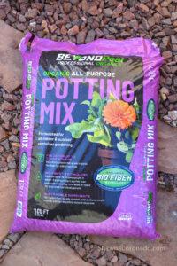 Beyond Peat Potting Soil Bag