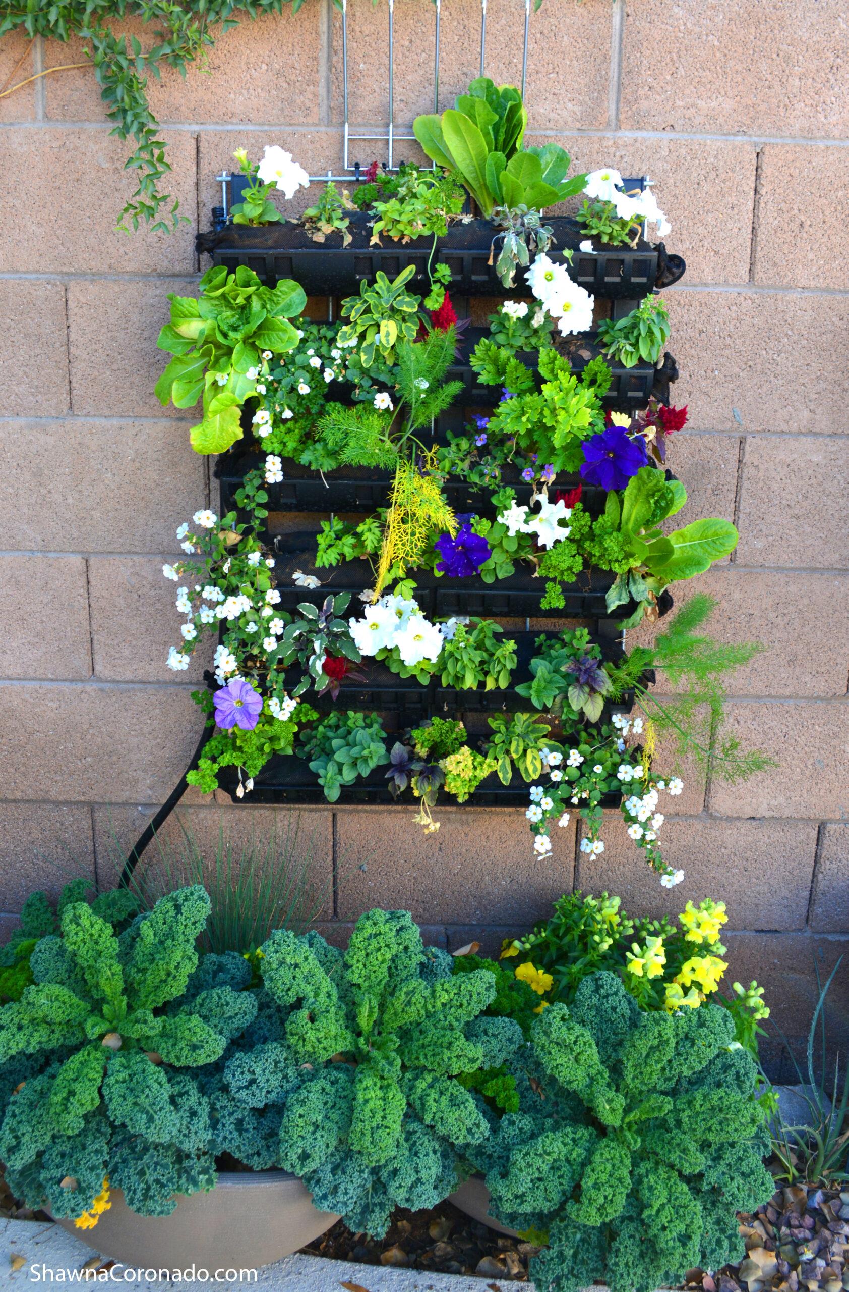 Varden Kit Living Wall Garden
