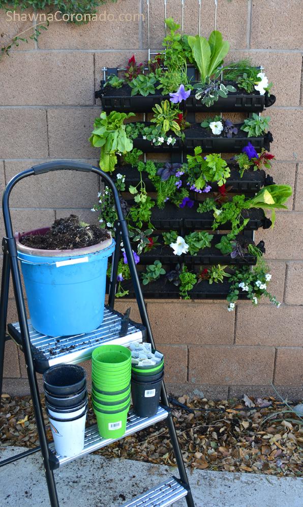 Varden Kit Living Wall Planting