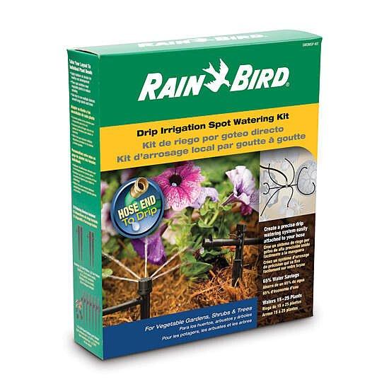 Rainbird drip system