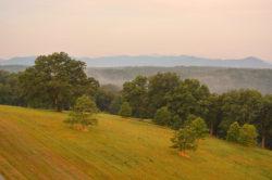 Mountain View at dawn copyright Shawna Coronado