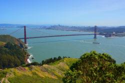 Golden Gate Bridge San Francisco copyright Shawna Coronado