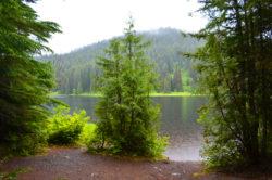 Lake Trillium on Mount Hood copyright Shawna Coronado